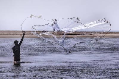 Fisher Photograph - Kochi - India by Joana Kruse