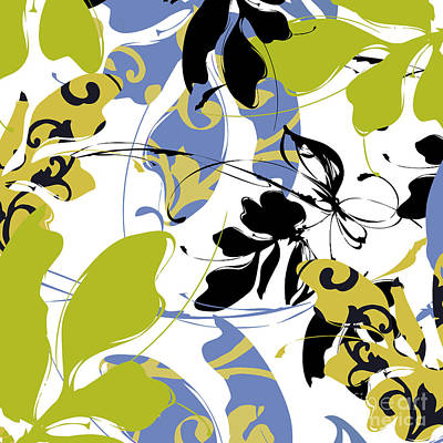 Kyoto Spring I Print by Mindy Sommers