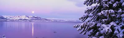 Lake Tahoe Ca Print by Panoramic Images