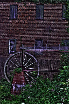 Lindale Grist Mill Original by Jason Blalock
