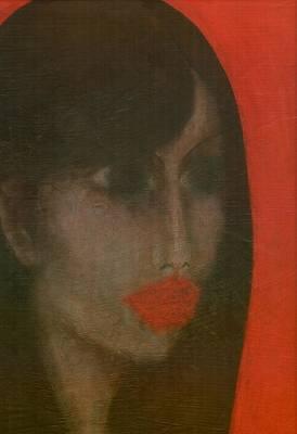 Joy Painting - Lips by Wojtek Kowalski