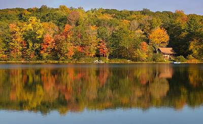Bantam River Photograph - Litchfield Valley by Diana Angstadt