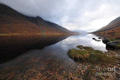 Loch Photograph - Loch Etive by Stephen Smith