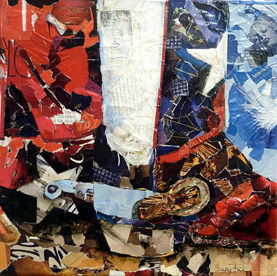 Cowboy Boots Painting - Lone Star Boot by Suzy Pal Powell