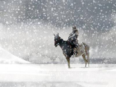 Longest Winter Print by Paul Sachtleben