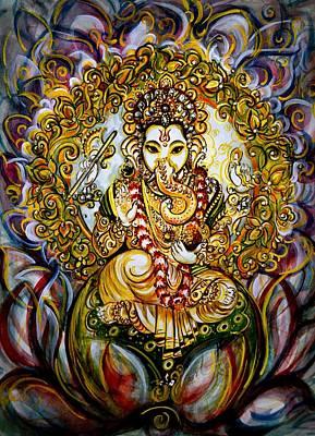 Lord Ganesha Original by Harsh Malik