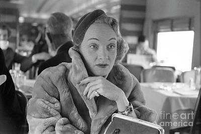 Marlene Photograph - Marlene Dietrich by The Harrington Collection