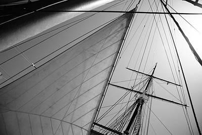 Mast Print by Kreddible Trout