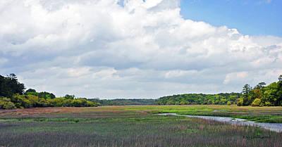 Photograph - May River Marsh by Kay Lovingood
