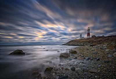 Montauk Photograph - Montauk Dawn by Rick Berk