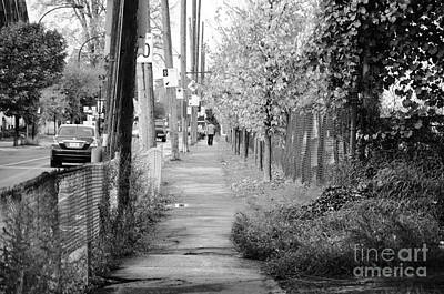 Quebec Streets Photograph - Montreal Street Photography by Reb Frost