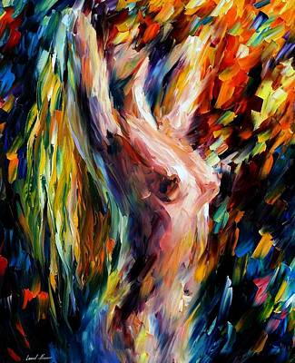Morning Original by Leonid Afremov