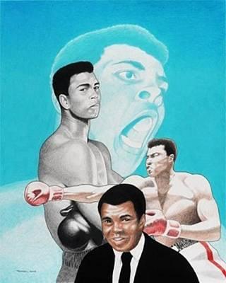 Muhammad Ali Original by Jay Thomas II