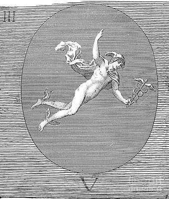 Mythology: Hermes Print by Granger