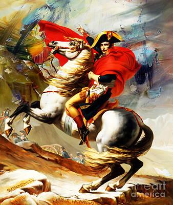 Napoleon Bonaparte Print by Gull G