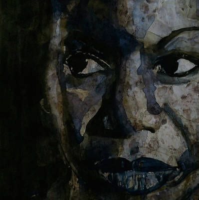 Rights Painting - Nina Simone  by Paul Lovering