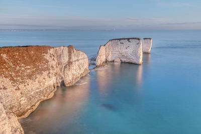 Harry Photograph - Old Harry Rocks - England by Joana Kruse