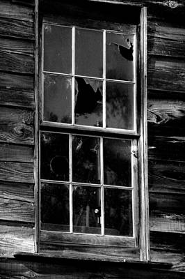 Photograph - Old Window by David Weeks