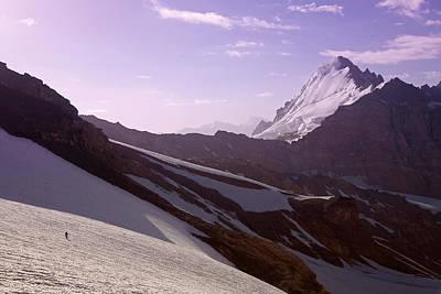 Mountains Photograph - Pamir by Konstantin Dikovsky