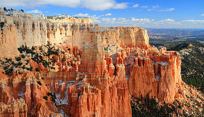 Paria Point In Bryce Canyon Print by Pierre Leclerc Photography