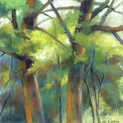Painting - Park Walk 1 by Melody Cleary
