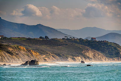 Photograph - Pays Basque by Thierry Bouriat