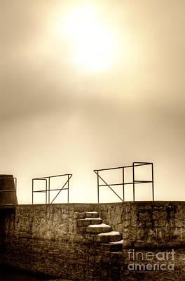 Phantasie Photograph - Peaceful Atmosphere by Christian Hallweger