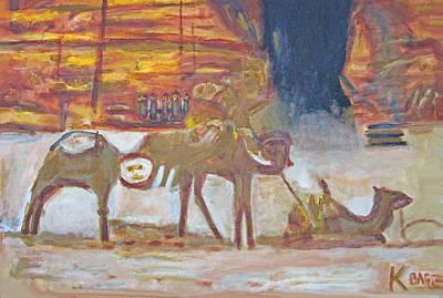 Petra Original by Keith Bagg