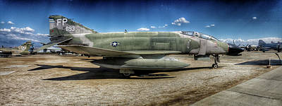 Photograph - Phantom II by Tommy Anderson