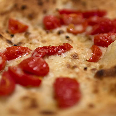 Extreme Restaurant Photograph - Pizza by Germano Poli