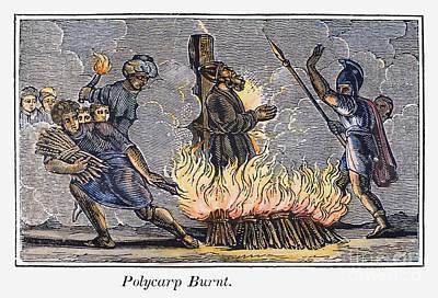 Discrimination Photograph - Polycarp Of Smyrna by Granger