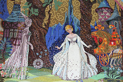 Magical Photograph - Princess Cinderella by The Art Of Marilyn Ridoutt-Greene