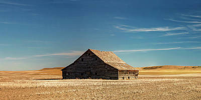 Barn Boards Photograph - Remember When by Todd Klassy