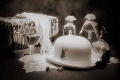 Accessories Photograph - Revelry by Tom Mc Nemar