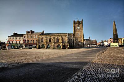 Richmond, North Yorkshire Print by Stephen Smith