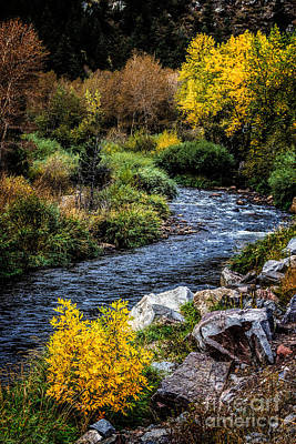 River Bend Print by Jon Burch Photography