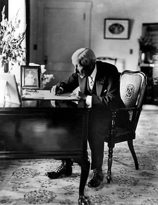 Rockefeller, John D. Sr Print by Everett