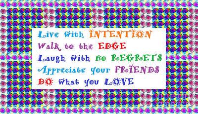 Sale Fineart Wisdom Quote Funny Words Navinjoshi Artist At Fineartamerica.com Buy Prints Posters Gre Original by Navin Joshi