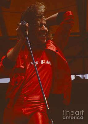 Sammy Hagar At Day On The Green In Oakland Ca Original by Daniel Larsen
