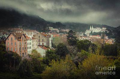 Touristic Photograph - Sintra Landscape by Carlos Caetano