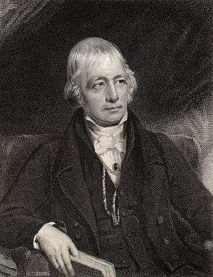 Historian Drawing - Sir Walter Scott 1771 To 1832 Scottish by Vintage Design Pics