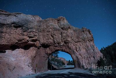 Starfield Photograph - Starry Night  by Juli Scalzi