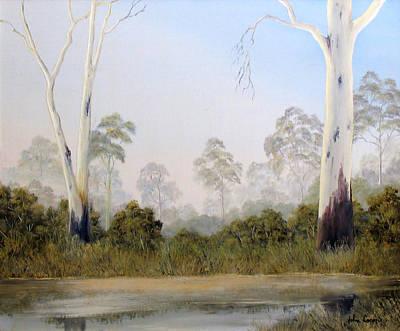 Still Creek Print by John Cocoris