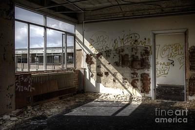 Haunted Mansion Mixed Media - Sun Light by Svetlana Sewell