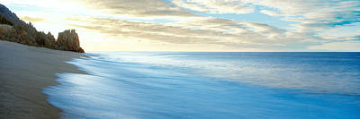 Lands End Photograph - Sunrise Over Pacific Ocean, Lands End by Panoramic Images