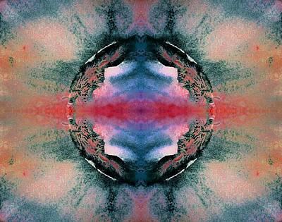 Digital Photograph - Supernova by Sumit Mehndiratta