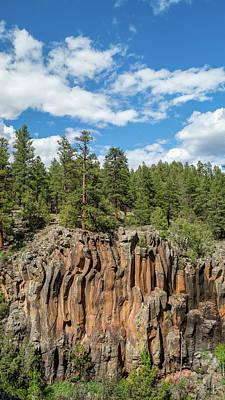 Sycamore Canyon Photograph - Sycamore Canyon Rim, Arizona by Jon Manjeot