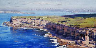 Sydney Harbour Original by Graham Gercken