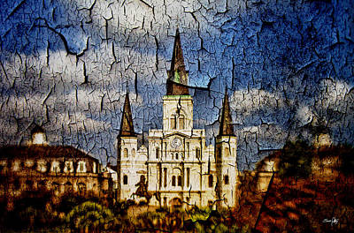 South Louisiana Photograph - The Cathedral by Scott Pellegrin