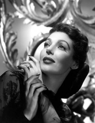1946 Movies Photograph - The Perfect Marriage, Loretta Young by Everett
